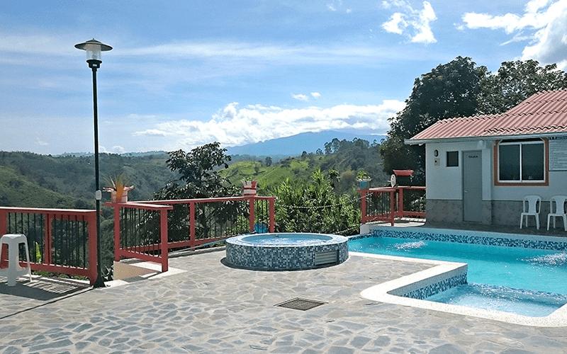 Finca Hotel en Montenegro 3