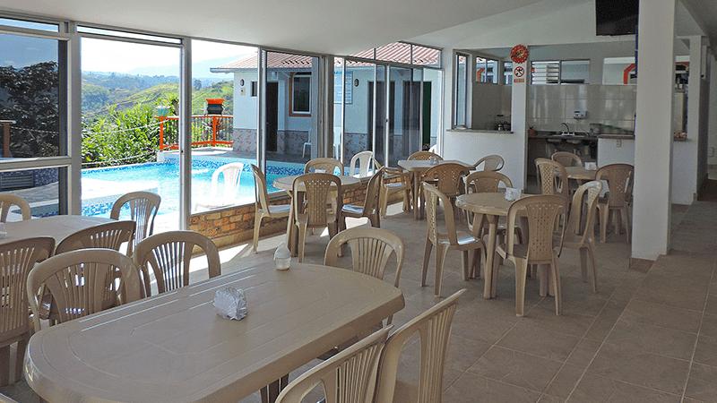 Finca Hotel en Montenegro 6